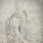 Going to School - copyright Cindy Wilkerson